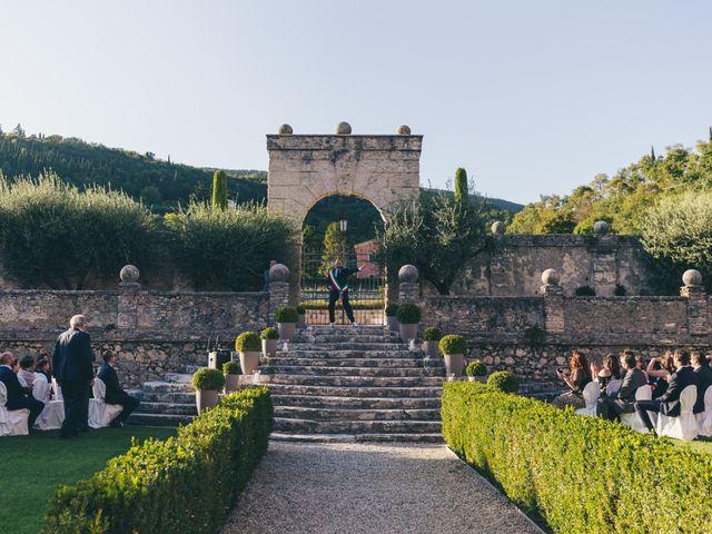 Il matrimonio di Mauro e Bogdana a Fumane, Verona 8