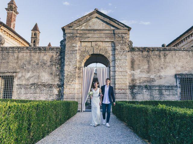 Il matrimonio di Mauro e Bogdana a Fumane, Verona 9