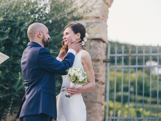 Il matrimonio di Mauro e Bogdana a Fumane, Verona 1