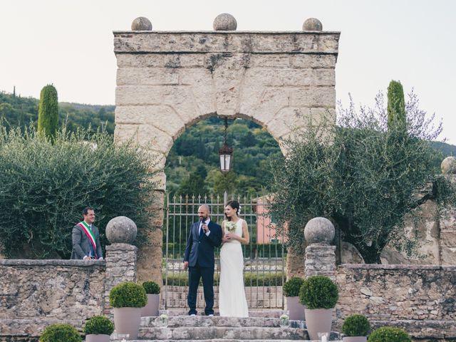 Il matrimonio di Mauro e Bogdana a Fumane, Verona 40