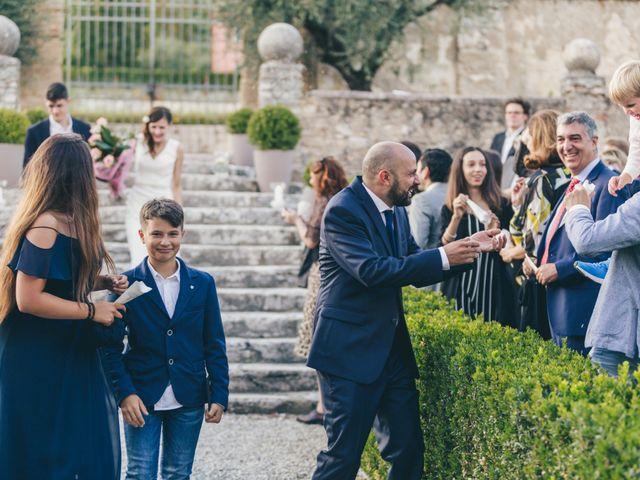 Il matrimonio di Mauro e Bogdana a Fumane, Verona 46