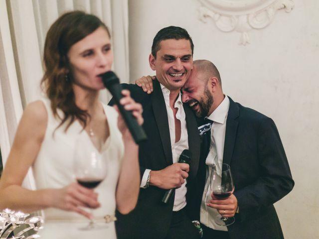 Il matrimonio di Mauro e Bogdana a Fumane, Verona 85