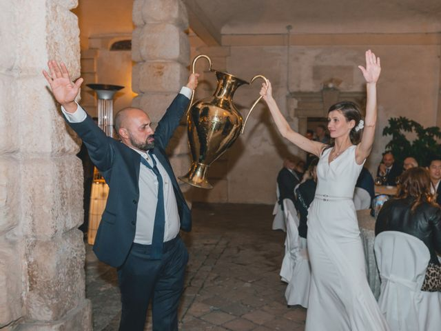 Il matrimonio di Mauro e Bogdana a Fumane, Verona 92