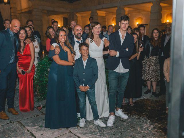 Il matrimonio di Mauro e Bogdana a Fumane, Verona 95