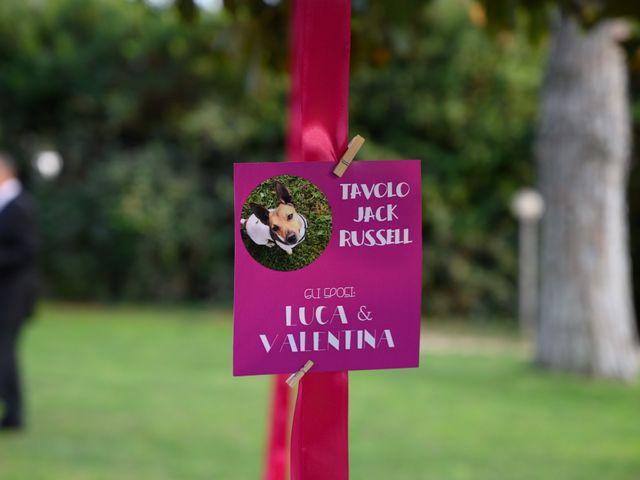 Il matrimonio di Luca e Valentina a Roma, Roma 1