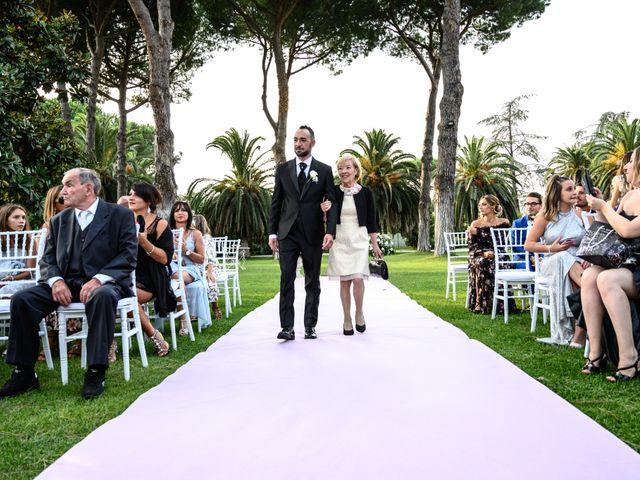 Il matrimonio di Luca e Valentina a Roma, Roma 3
