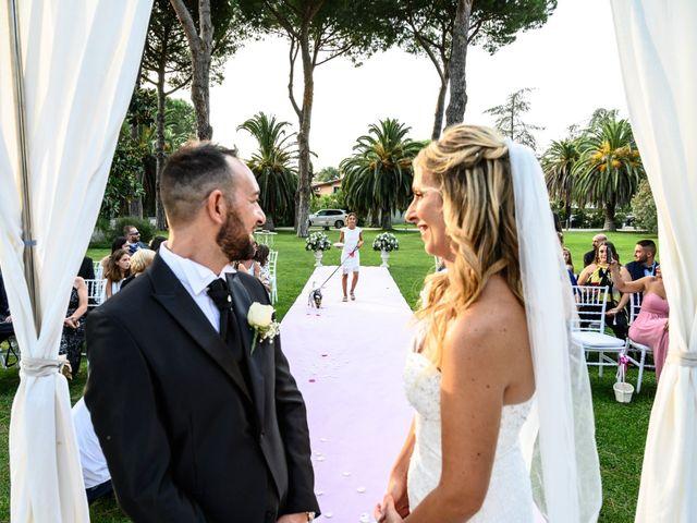 Il matrimonio di Luca e Valentina a Roma, Roma 9
