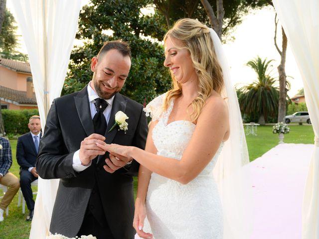 Il matrimonio di Luca e Valentina a Roma, Roma 11