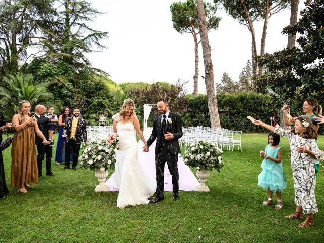 Il matrimonio di Luca e Valentina a Roma, Roma 14