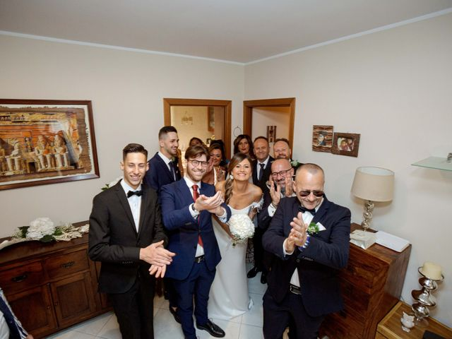 Il matrimonio di Filippo e Delia a Triggiano, Bari 12