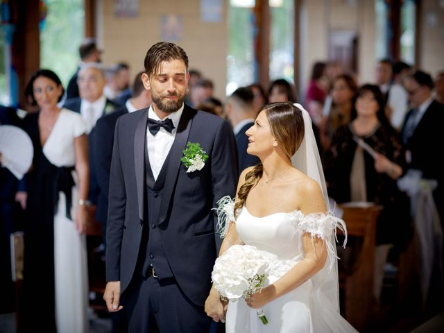 Il matrimonio di Filippo e Delia a Triggiano, Bari 18