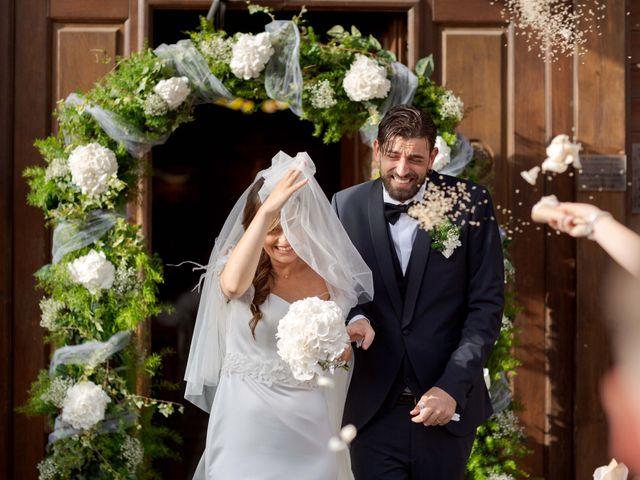 Il matrimonio di Filippo e Delia a Triggiano, Bari 32
