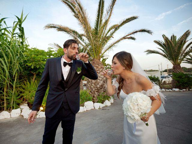 Il matrimonio di Filippo e Delia a Triggiano, Bari 43