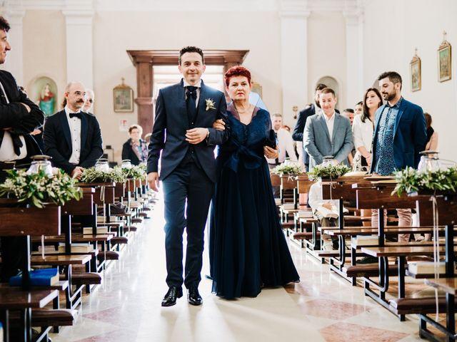 Il matrimonio di Marco e Giovanna a Pojana Maggiore, Vicenza 18