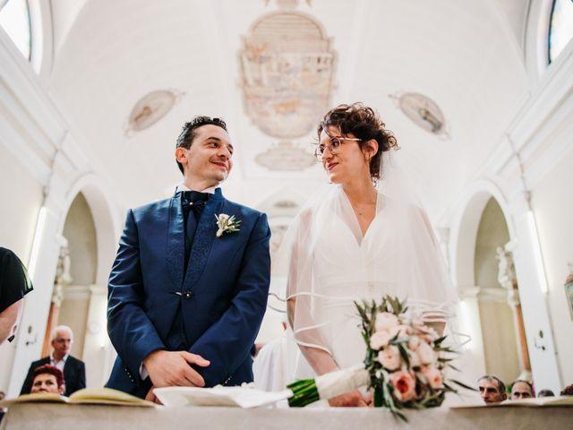 Il matrimonio di Marco e Giovanna a Pojana Maggiore, Vicenza 21