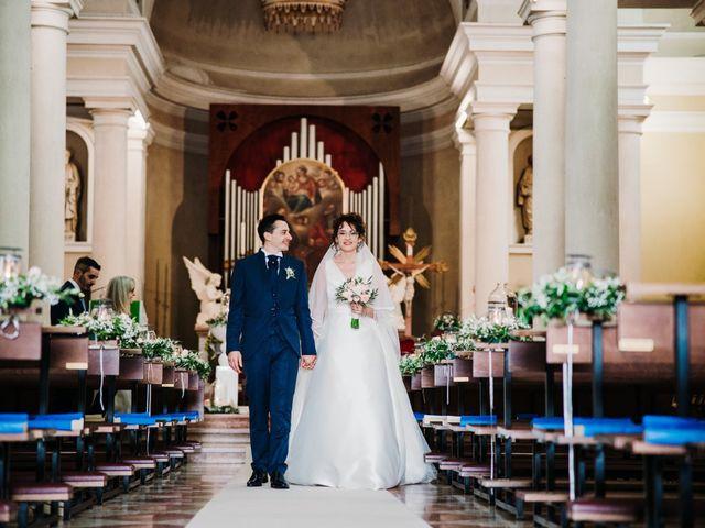 Il matrimonio di Marco e Giovanna a Pojana Maggiore, Vicenza 22