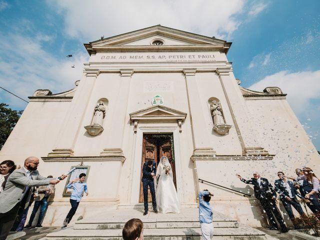 Il matrimonio di Marco e Giovanna a Pojana Maggiore, Vicenza 23