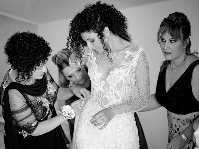 Il matrimonio di Katia e Andrea a Maratea, Potenza 17