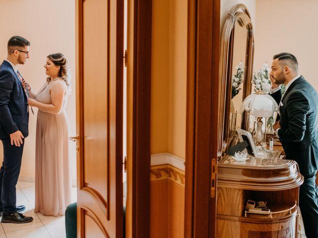Il matrimonio di Vincenzo e Laura a Gela, Caltanissetta 8