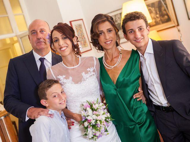 Il matrimonio di Alfredo e Eliana a Roma, Roma 14