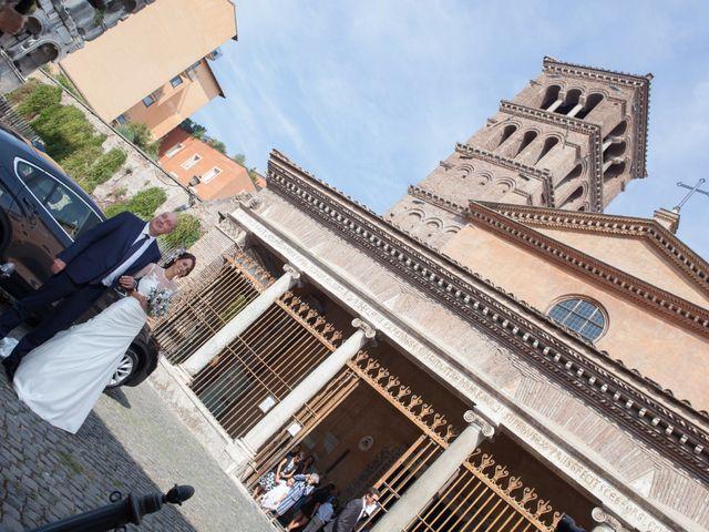 Il matrimonio di Alfredo e Eliana a Roma, Roma 16