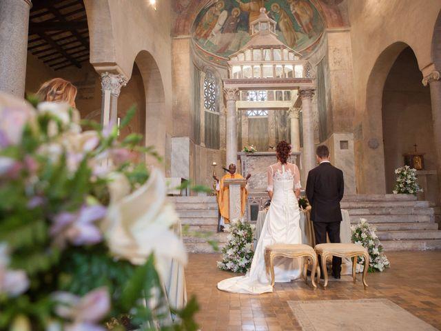 Il matrimonio di Alfredo e Eliana a Roma, Roma 18