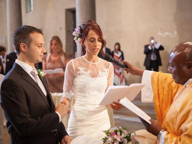Il matrimonio di Alfredo e Eliana a Roma, Roma 21