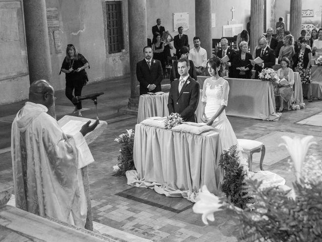 Il matrimonio di Alfredo e Eliana a Roma, Roma 22