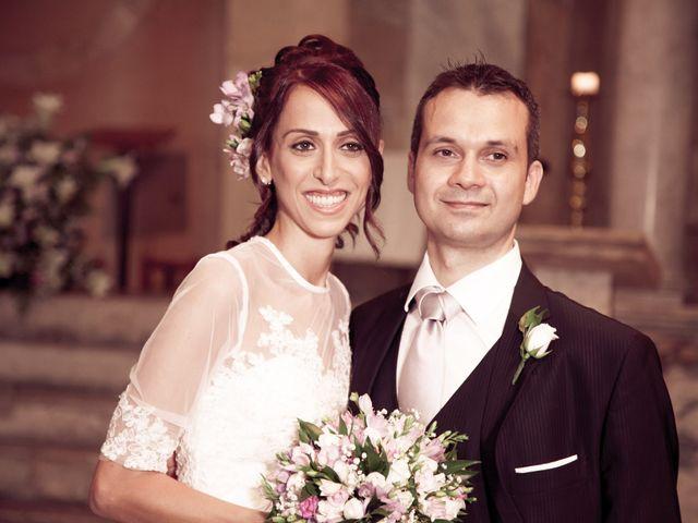 Il matrimonio di Alfredo e Eliana a Roma, Roma 24