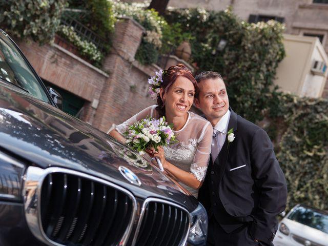 Il matrimonio di Alfredo e Eliana a Roma, Roma 28