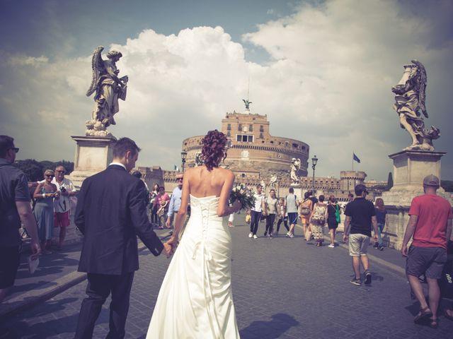 Il matrimonio di Alfredo e Eliana a Roma, Roma 29