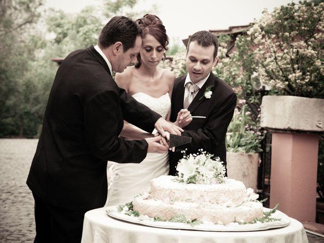 Il matrimonio di Alfredo e Eliana a Roma, Roma 41