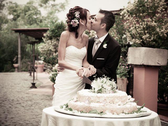 Il matrimonio di Alfredo e Eliana a Roma, Roma 42