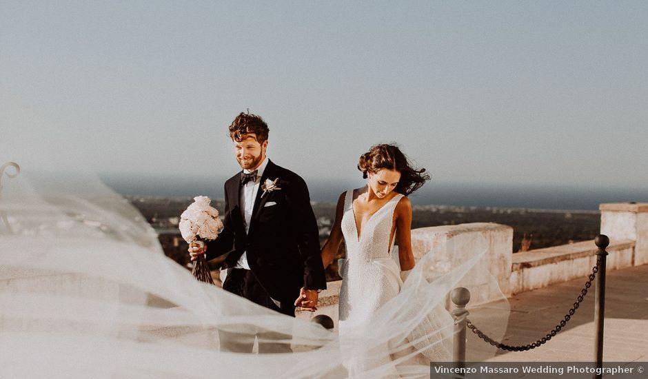 Il matrimonio di Patrick e Rose a Ostuni, Brindisi