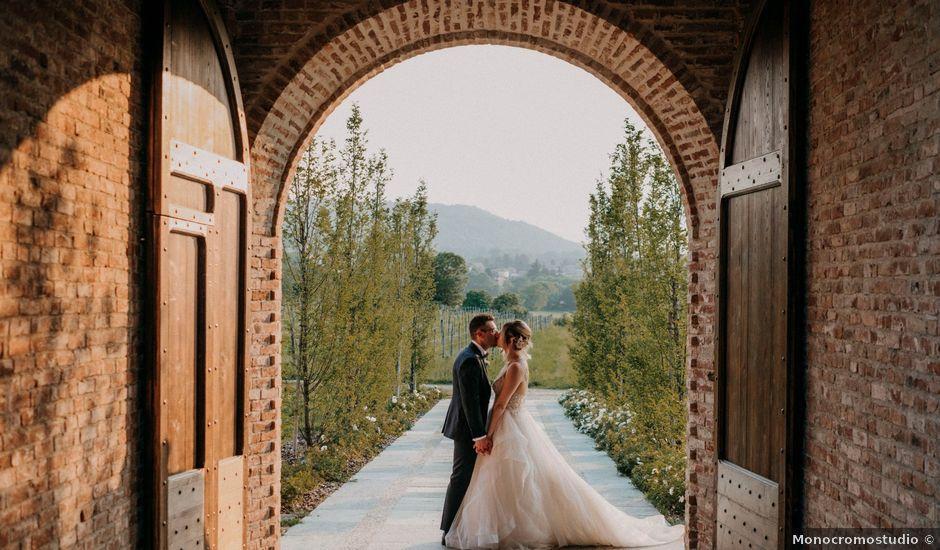 Il matrimonio di Andrea e Valentina a Buttigliera Alta, Torino