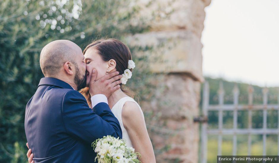 Il matrimonio di Mauro e Bogdana a Fumane, Verona