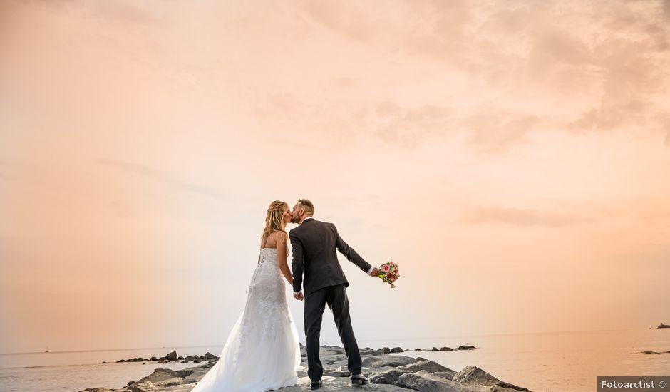 Il matrimonio di Luca e Valentina a Roma, Roma