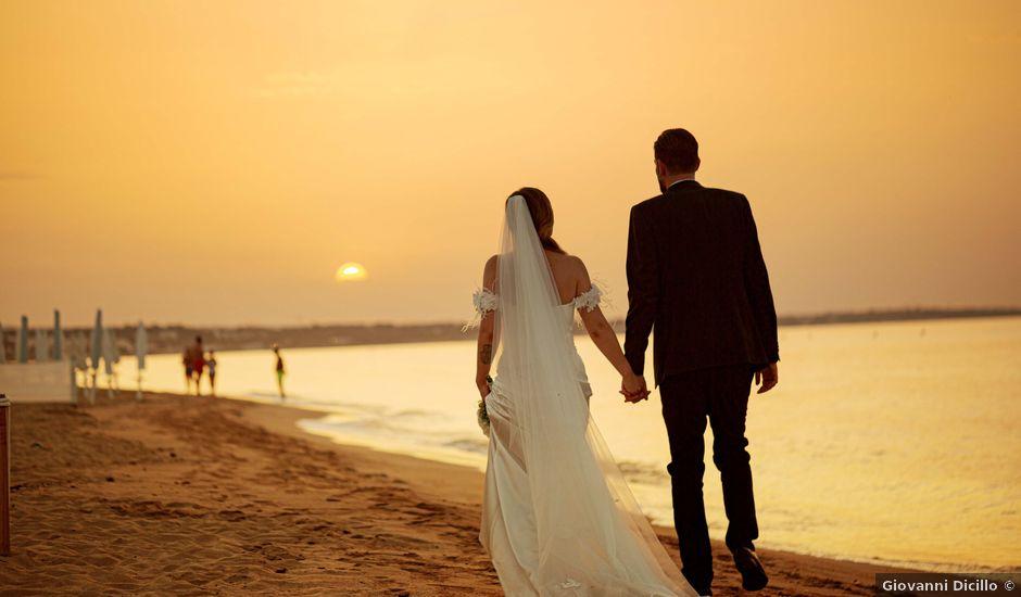 Il matrimonio di Filippo e Delia a Triggiano, Bari