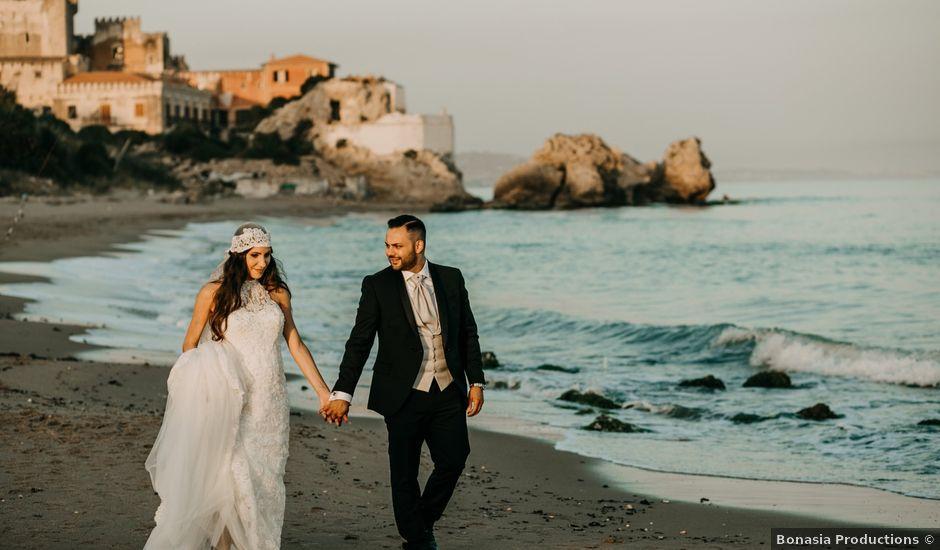 Il matrimonio di Vincenzo e Laura a Gela, Caltanissetta