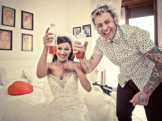 Le nozze di Cristina e Diego
