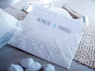 Le nozze di Agnese e Marco 1