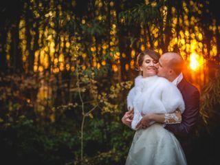 Le nozze di Chiara e Yuri