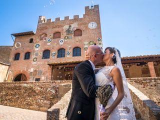Le nozze di Kelli e Fabrizio