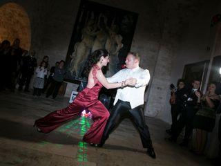 Le nozze di Bernadette e Giuliano