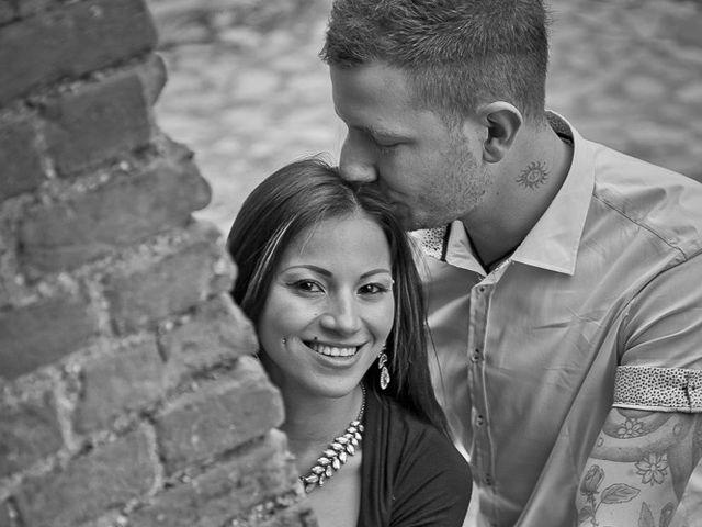 Il matrimonio di Diego e Cristina a Coccaglio, Brescia 13