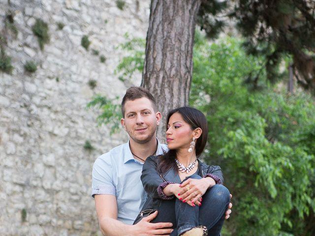 Il matrimonio di Diego e Cristina a Coccaglio, Brescia 25