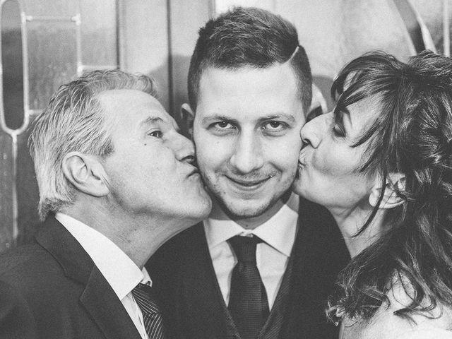 Il matrimonio di Diego e Cristina a Coccaglio, Brescia 47