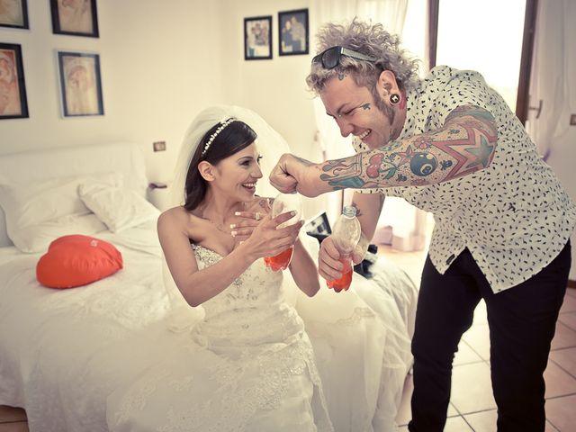 Il matrimonio di Diego e Cristina a Coccaglio, Brescia 74