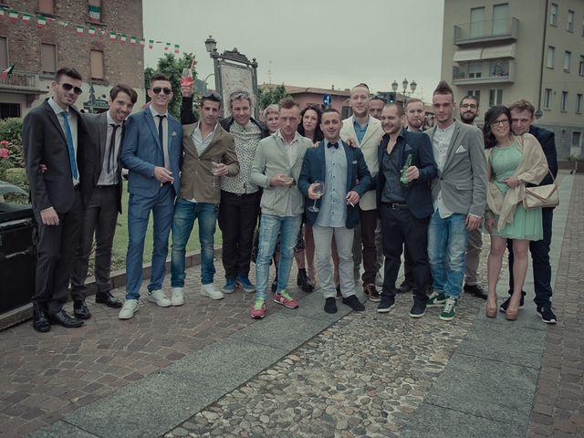 Il matrimonio di Diego e Cristina a Coccaglio, Brescia 85