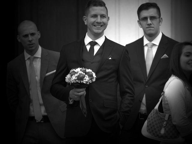 Il matrimonio di Diego e Cristina a Coccaglio, Brescia 89